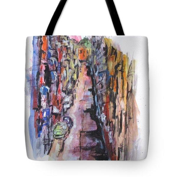 Vicolo De Napoli Tote Bag