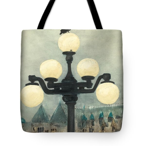 Victoria Evening Tote Bag