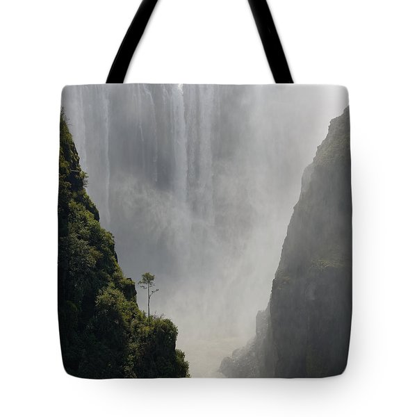 Victoria Falls No. 2 Tote Bag by Joe Bonita