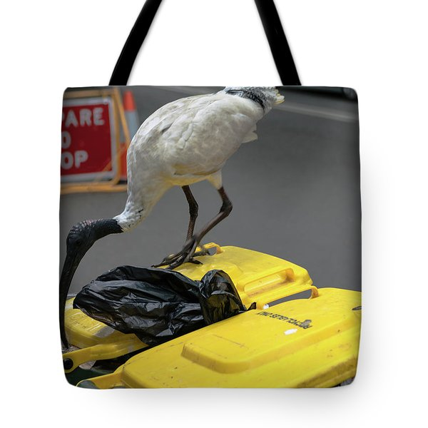 Victoria Street Tote Bag