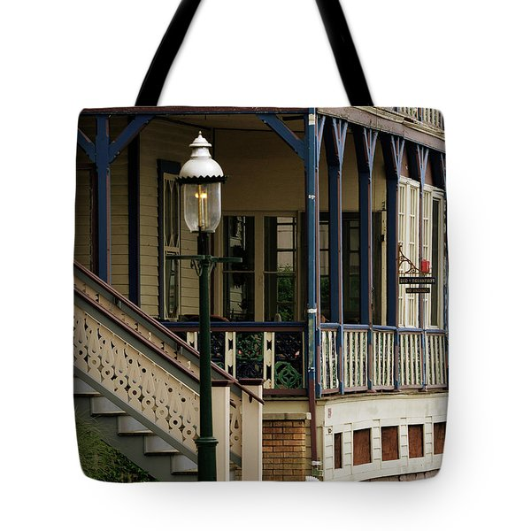 Victorian Cape May Tote Bag