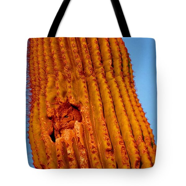 Victor's Golden Hour Tote Bag