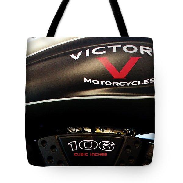 Victory 106 111116 Tote Bag