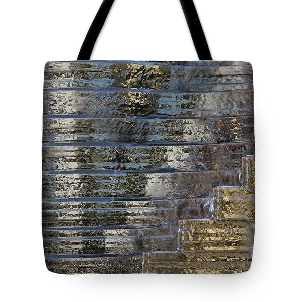 Victory - Water Is Life Tote Bag by Agnieszka Ledwon