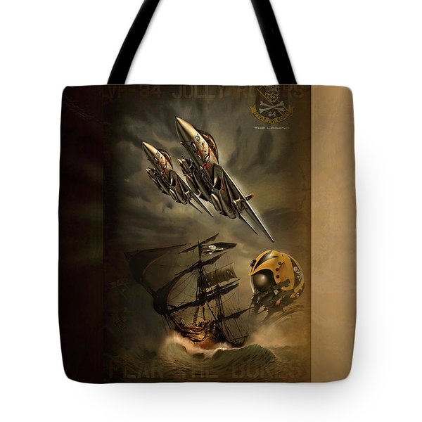 Victory Cats Tote Bag