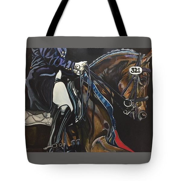 Victory Ride Tote Bag