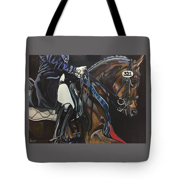 Victory Ride Tote Bag