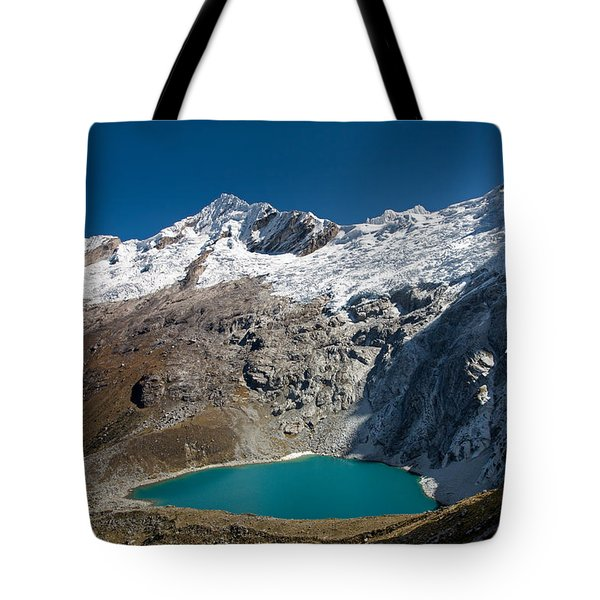 View From Punta Union Tote Bag by Aivar Mikko