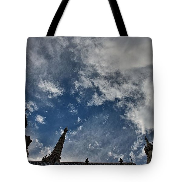 Vienna St. Stephans Tote Bag by Steven Richman