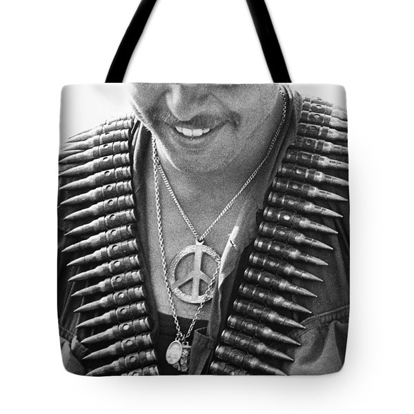 Vietnam War: Soldier, 1970 Tote Bag by Granger