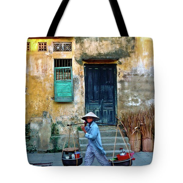 Vietnamese Street Food Sound Tote Bag