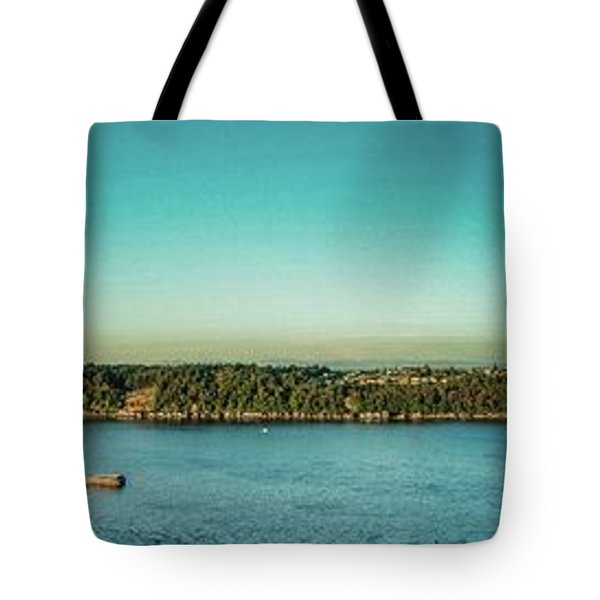 View From 11th Ave. Tote Bag