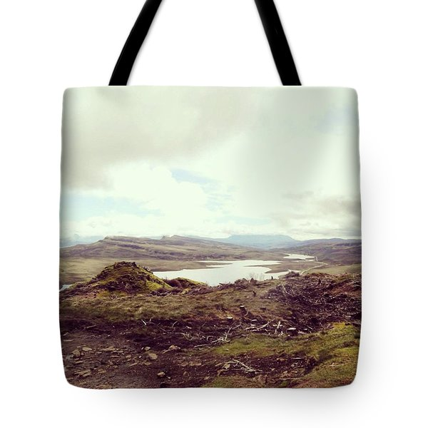 Old Man Of Storr - View Tote Bag