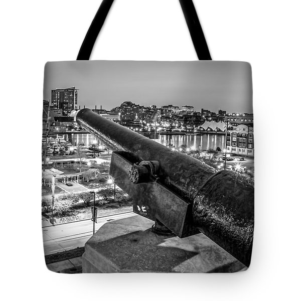 View From Federal Hill Tote Bag