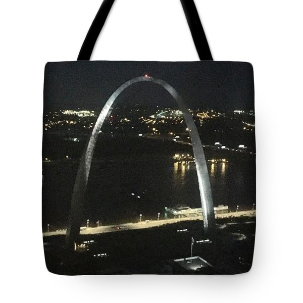 View From Higher Up Tote Bag