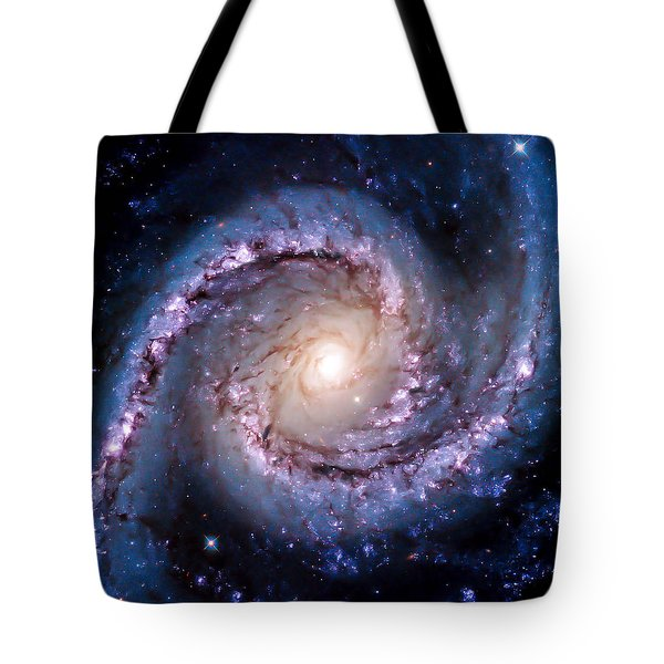 View From Hubble Tote Bag