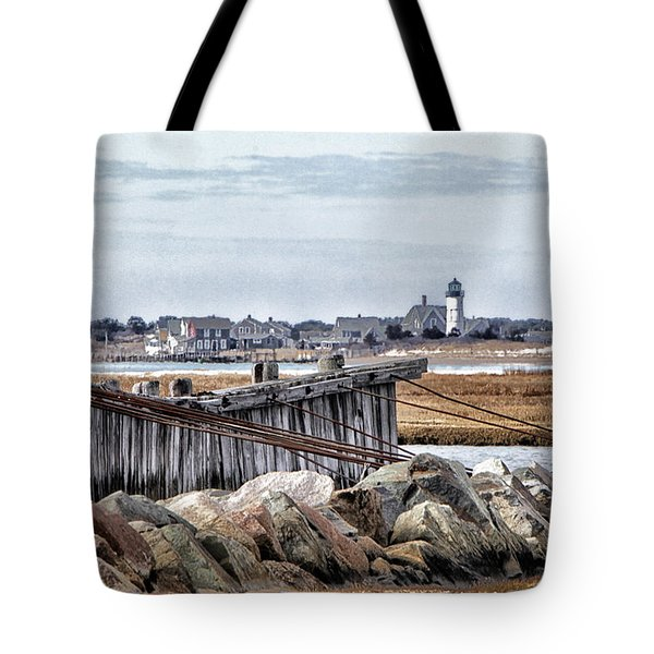 View From Mill Creek - Cold Tote Bag