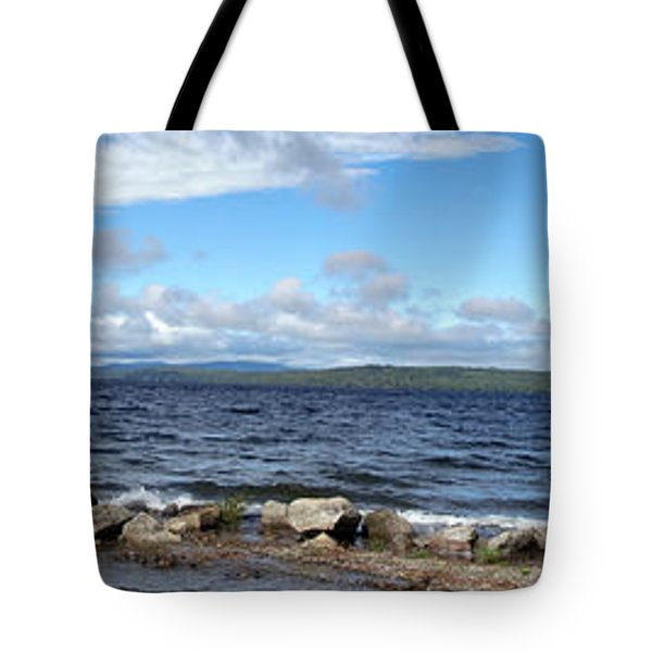 View From My Beach Tote Bag