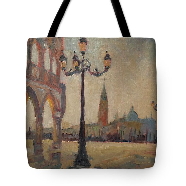 View From The Doge Palace Tote Bag