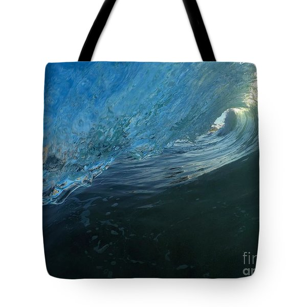 View From The Heavens  Tote Bag
