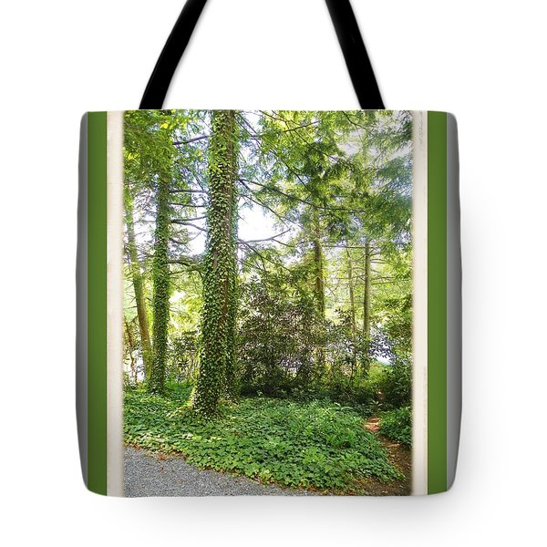 View From The Road 4 Tote Bag