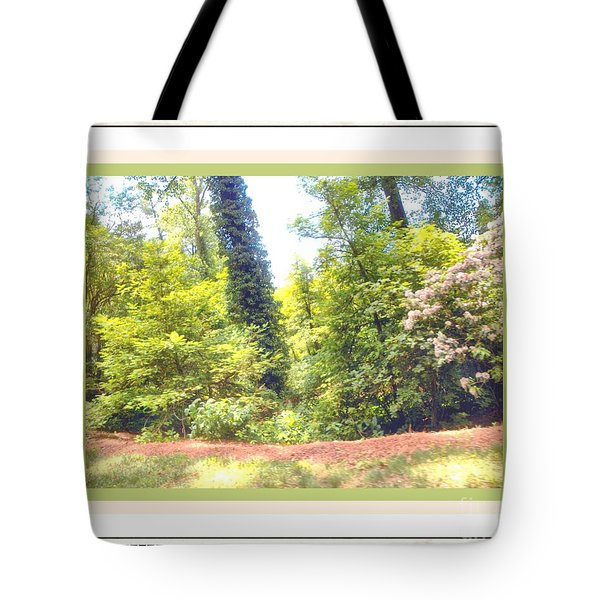 View From The Road 5 Tote Bag