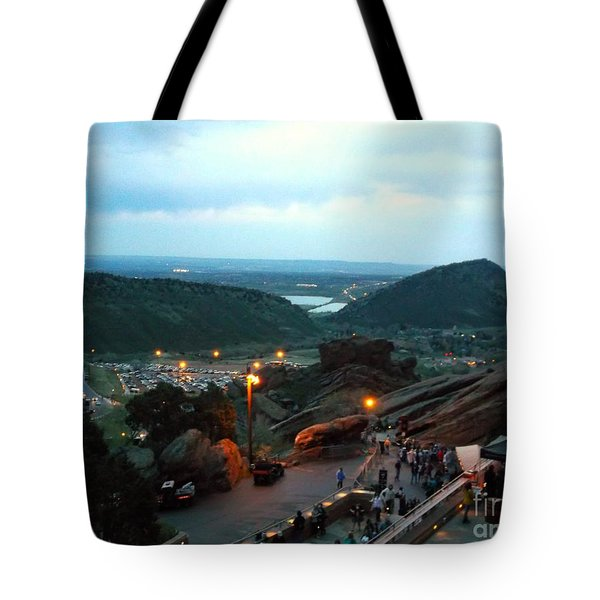 View From The Top 2 Tote Bag