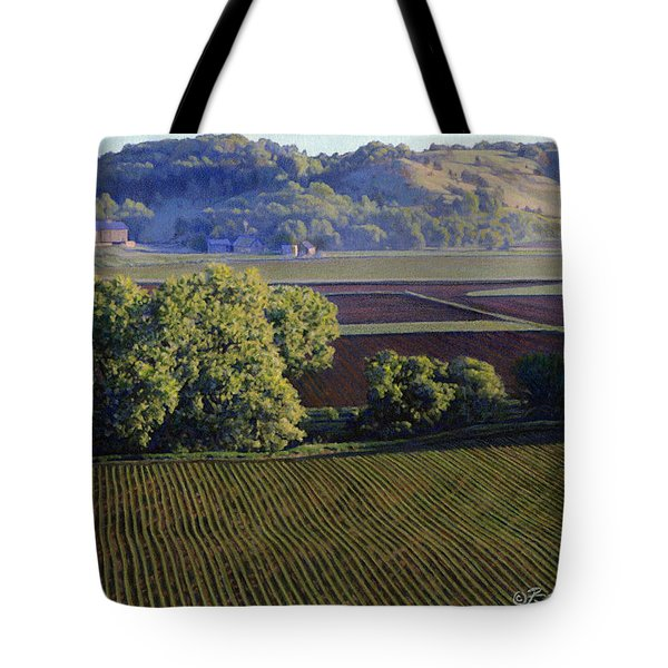 View From Waterman South Tote Bag
