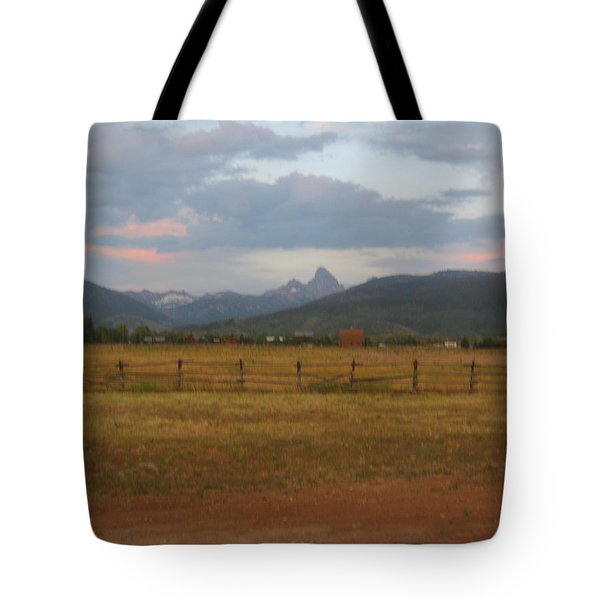 View Of A Lifetime Tote Bag
