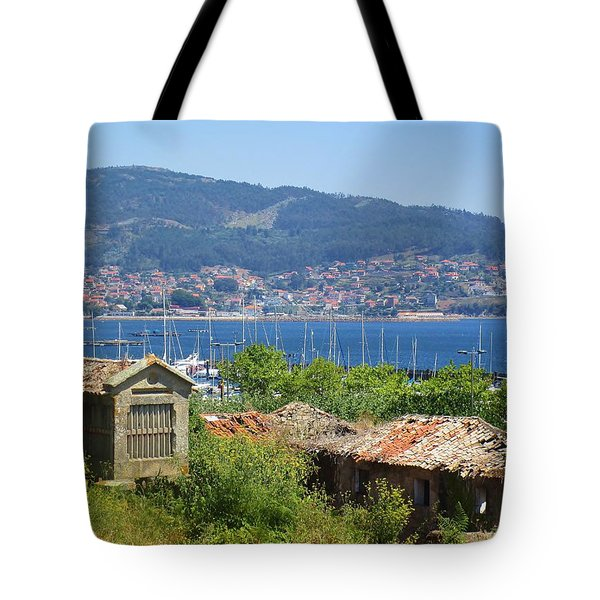 View Of Meira Tote Bag