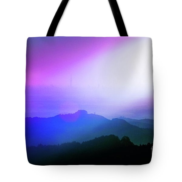 View Point Tote Bag