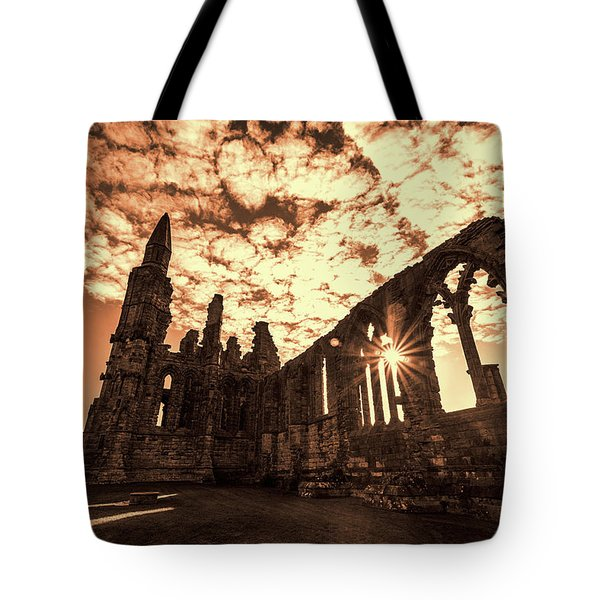 Tote Bag featuring the photograph View To A Thrill by Anthony Baatz