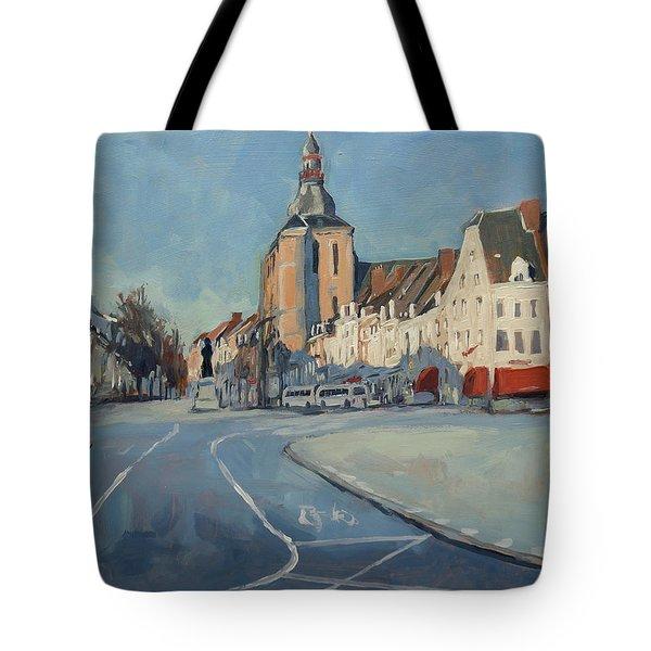 View To Boschstraat Maastricht Tote Bag