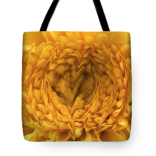 Tote Bag featuring the photograph View Within by Shari Jardina
