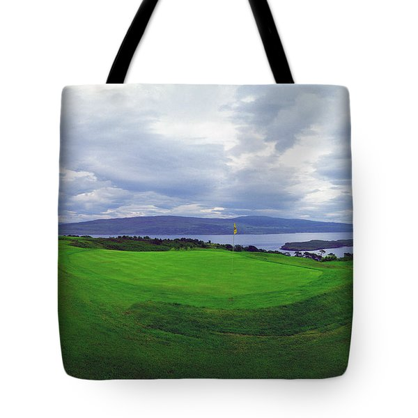 Views Of The Seas Tote Bag