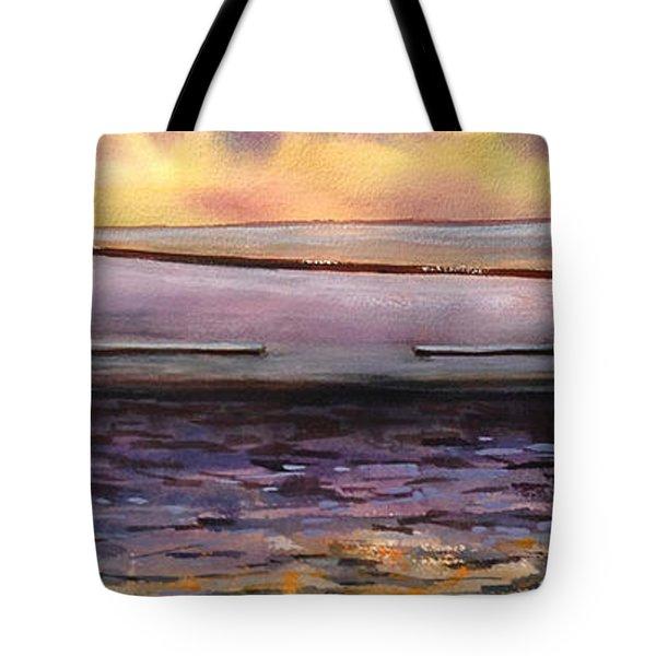 Viggo's Boat Tote Bag