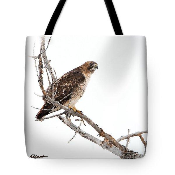 Vigilant Tote Bag