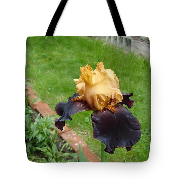 Vigilante Iris Tote Bag