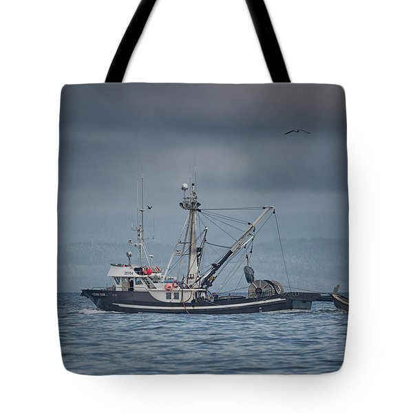 Viking Tide Tote Bag