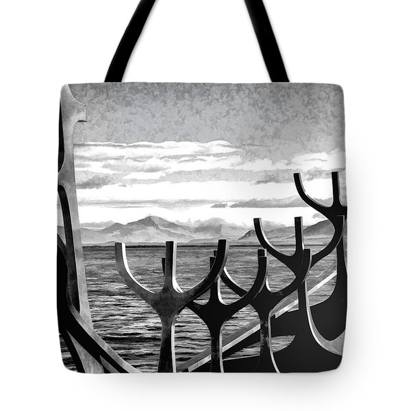 Viking Tribute Tote Bag