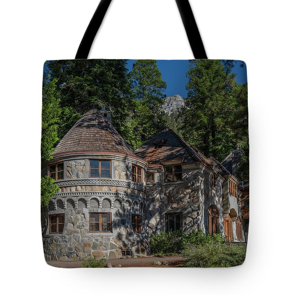 Vikingsholm Tote Bag