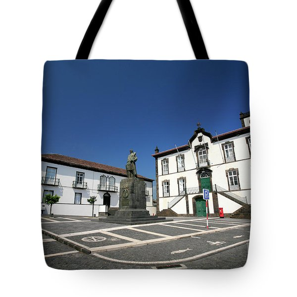 Vila Franca Do Campo - Azores Tote Bag by Gaspar Avila