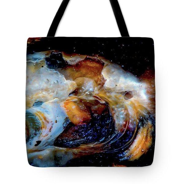 Vilano Sea Shell Constellation Tote Bag
