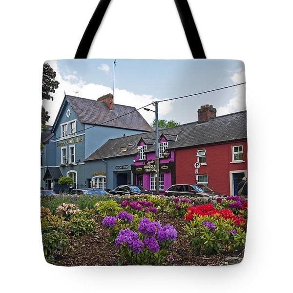 Village At Blarney Castle Tote Bag