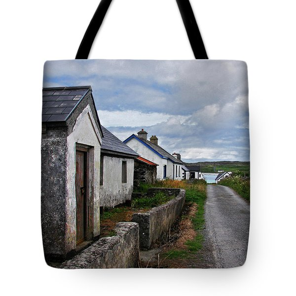 Village By The Sea Tote Bag