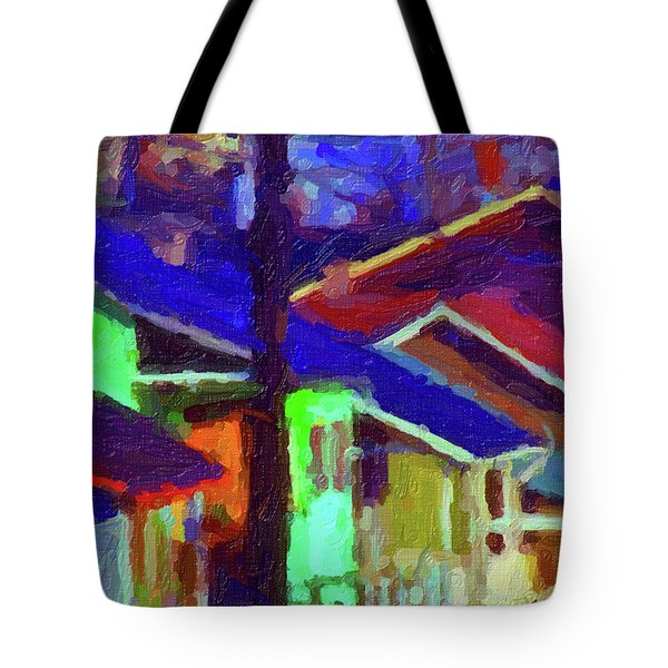 Cumberland's Castles One Tote Bag