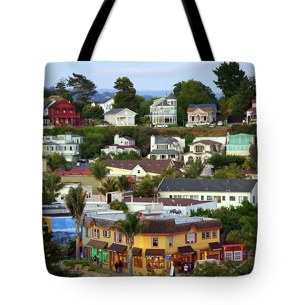 Village View  Sig Tote Bag