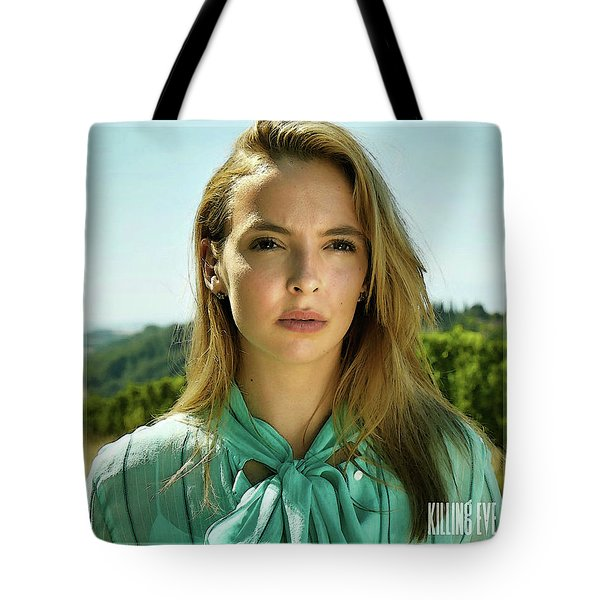 Villanelle, Killing Eve's Jodie Comer, Bbc America Tv Tote Bag