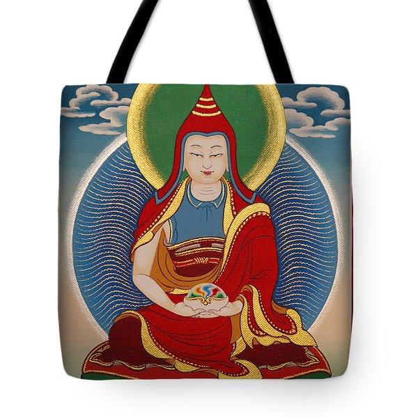 Vimalamitra Vidyadhara Tote Bag