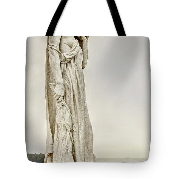 Vimy Memorial - Canada Bereft Tote Bag